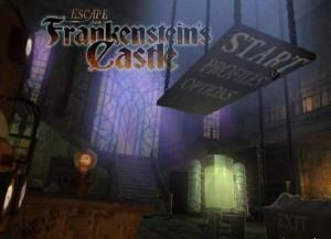 Escape from Frankensteins Castle