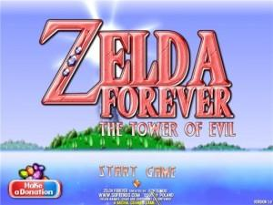 Zelda Forever — The tower of evil